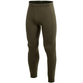 Woolpower 200 Long Johns with Fly Herren pine green